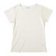 【竹布】 TAKEFU 半袖Tシャツ・レディース、M、オフホワイト(# 8259)3,800 円