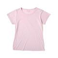 【竹布】 TAKEFU 半袖Tシャツ・レディース、M、ラベンダー(# 8261)