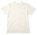 【竹布】 TAKEFU 半袖Tシャツ・メンズ、M、オフホワイト(# 8265)