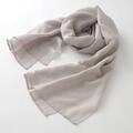 【竹布】 TAKEFU 和布(なごみぬの)、45x125cm、薄墨(# 8285)