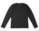【竹布】 TAKEFU 長袖Tシャツ・レディース、M、ブラック(# 8308)4,500 円