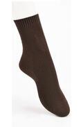 【竹布】 TAKEFU ソックス・レディース、23〜25cm、チョコレート(# 8328)