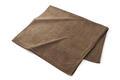 【竹布】 TAKEFU フラットシーツ(シングル)、150x260cm、ブラウン(# 8339)