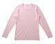 【竹布】 TAKEFU 長袖Tシャツ・レディース、L、ラベンダー(# 8353)4,500 円