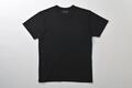 【竹布】 TAKEFU 半袖Tシャツ・メンズ、L、ブラック(# 8361)