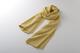 【竹布】 TAKEFU 清布(すがしぬの)ガーゼショール、約68x190cm、山吹(# 8364)4,800 円