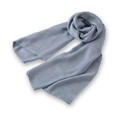 【竹布】 TAKEFU 清布(すがしぬの)ガーゼショール、約68x190cm、浅藍(# 8388)