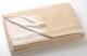 【竹布】 TAKEFU タオルケット(パイル)、140x200cm、ベージュ(裏面はホワイトのパイルで、リバーシブル仕様です)(# 8495)13,000 円