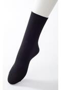 【竹布】 TAKEFU ソックス(男女兼用)、25〜27cm、ブラック(# 8497)