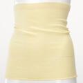 【竹布】 TAKEFU 腹巻き、クリーム、L(ウエスト69〜85cm、男女兼用)(# 8503)