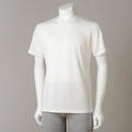 【竹布】 TAKEFU ★半袖Tシャツ・メンズ、オフホワイト、M(# 8567)