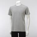 【竹布】 TAKEFU ★半袖Tシャツ・メンズ、グレー、L(# 8572)