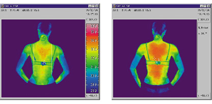 【竹布】 TAKEFU 腹巻き、クリーム、L(ウエスト69〜85cm、男女兼用)商品説明画像