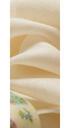 【竹布】 TAKEFU 洗顔クロス、26x35cm、ナチュラル