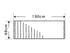 【竹布】 TAKEFU 清布(すがしぬの)ガーゼショール、約68x190cm、山吹